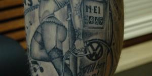 tattoo f2060