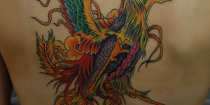 tattoo of050